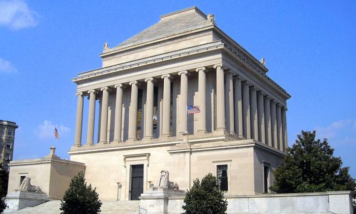 Дом храма в Вашингтоне